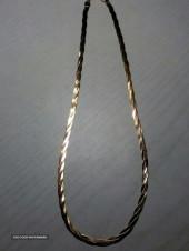 Шикарная золотая цепь